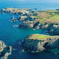 Golf - Pointe des Poulains