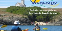 Vives-Eaux - Kayak et Paddle - Sauzon