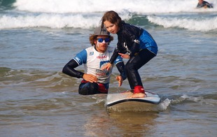 Ecole de Surf : Belle Ile Surf Club - Sauzon