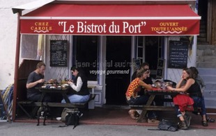 Restaurant Le Bistrot du Port - Sauzon