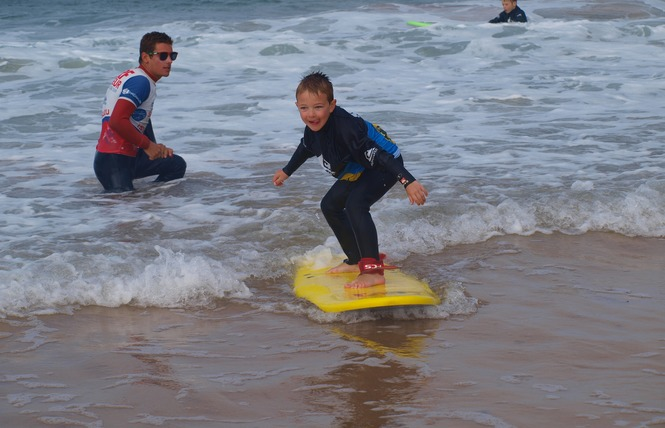 Ecole de Surf : Belle Ile Surf Club 5 - Sauzon