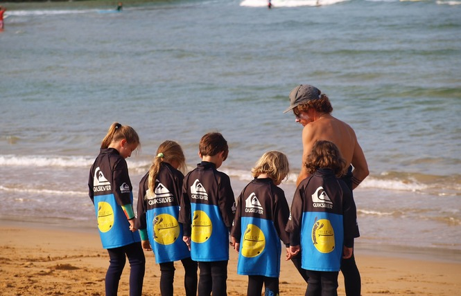 Ecole de Surf : Belle Ile Surf Club 10 - Sauzon