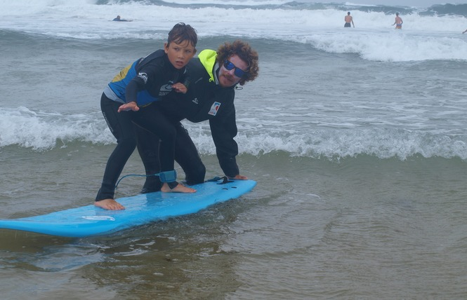 Ecole de Surf : Belle Ile Surf Club 7 - Sauzon