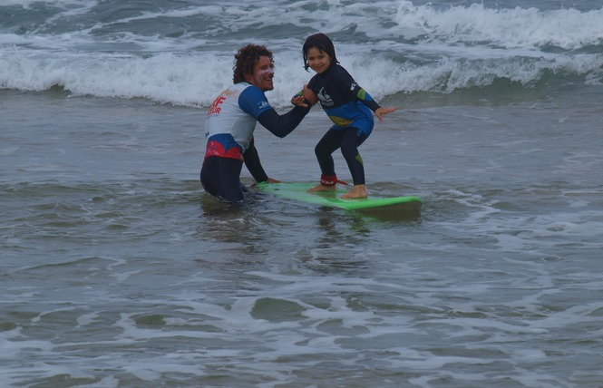 Ecole de Surf : Belle Ile Surf Club 4 - Sauzon