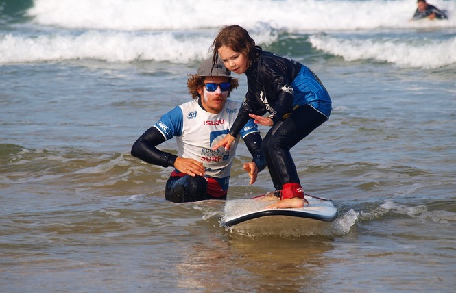 Ecole de Surf : Belle Ile Surf Club 1 - Sauzon