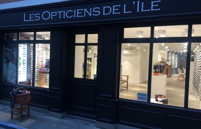 Les Opticiens de l'Ile 1 - Le Palais
